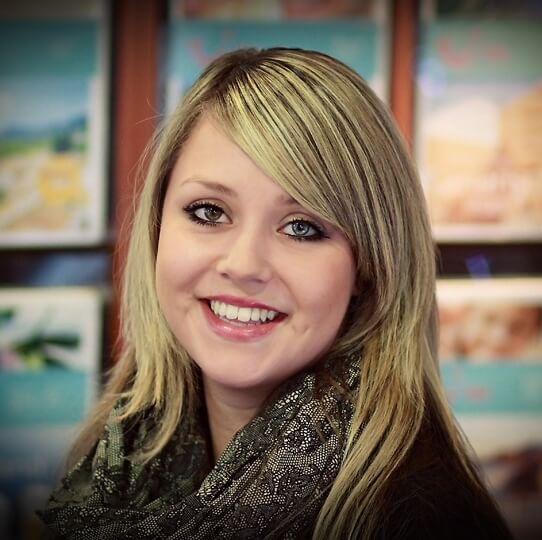 Janine Scholten - Reisadviseuse bij Reisebureau Poot