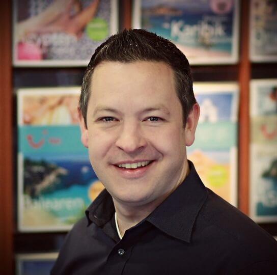 Christoph Peters - Directeur van Reisbureau Poot