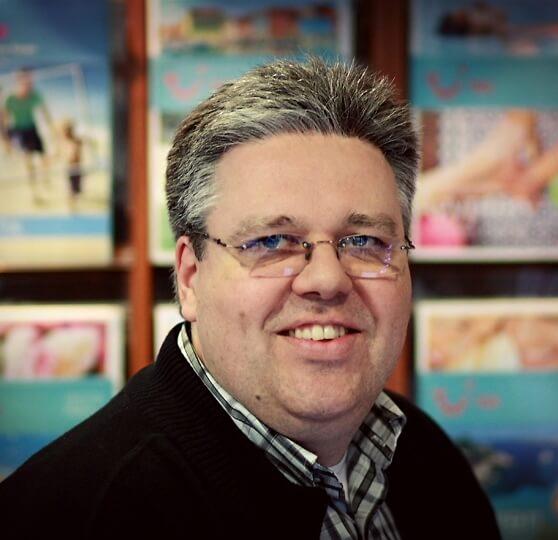Oliver Jansen - Reisadviseur bij Reisbureau Poot