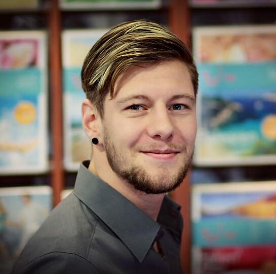 Tobias Meunders - Medewerker Boekhouding & Reisbescheiden bij Reisbureau Poot